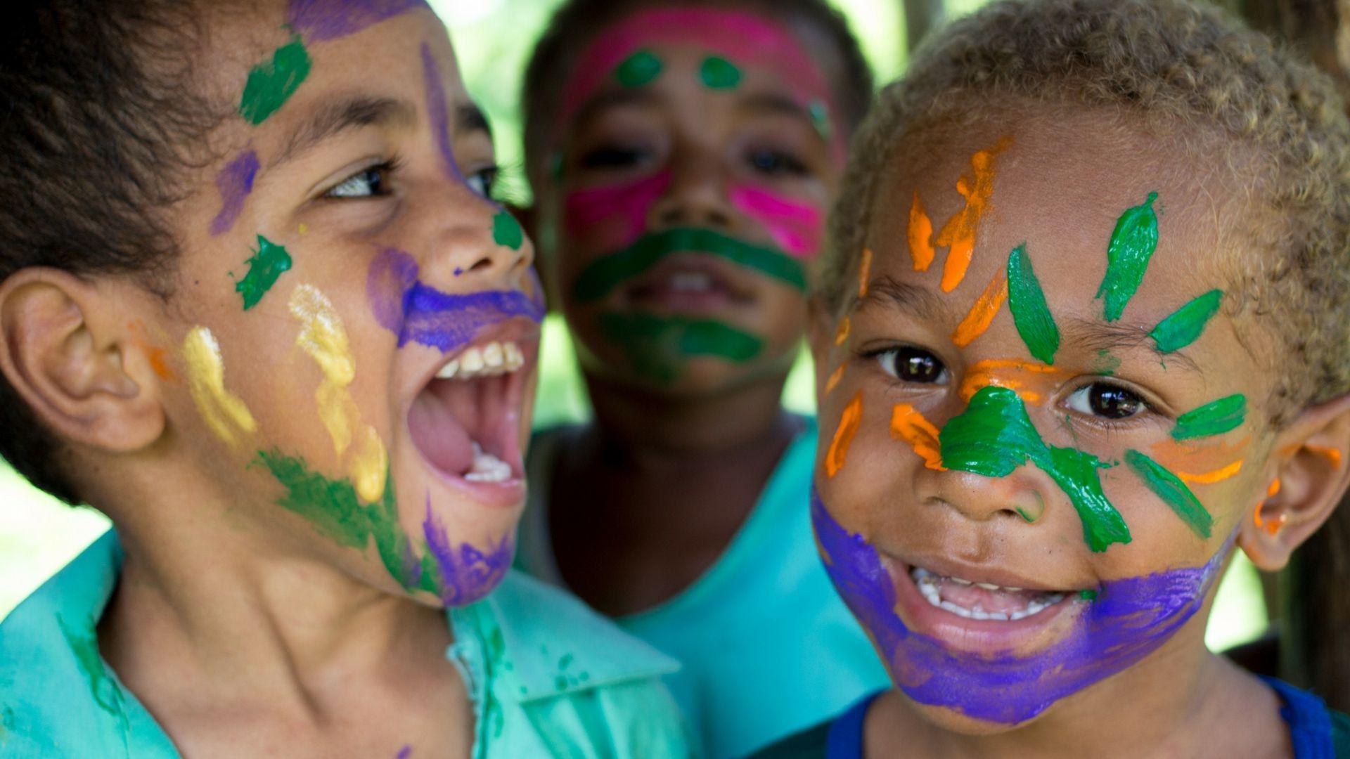 picture of fiji kindergarten