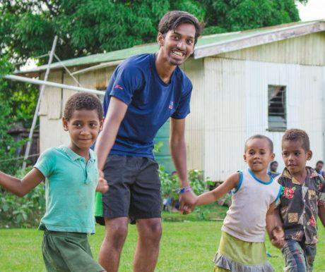 Kindergarten Volunteering In Fiji Think Pacific