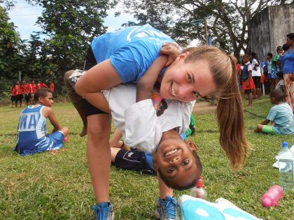 Adrienn's Story of Summer Volunteering in Fiji