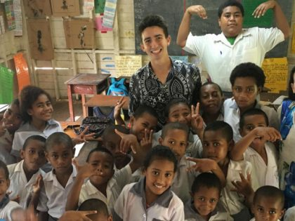 Psychology Student Volunteering & Placements in Fiji