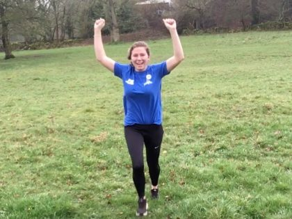 Ella Nieper, University of Bath Student, Fundraises Project Fees By Completing 100 5km Runs in 100 Days