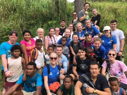 Students to Fiji – Summer Review 2018
