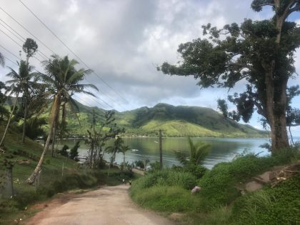 Kadavu, Namosi, Rewa and Serua Post Project Evaluations Nov 2018