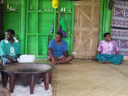 Kadavu and Ra Project Prep Report