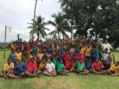 Youth and Sports Outreach in Tailevu
