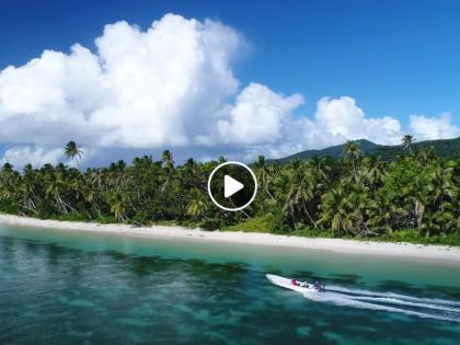 A Unique Look Into a Fijian Village