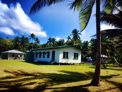 Vinaka for Building a Health Clinic