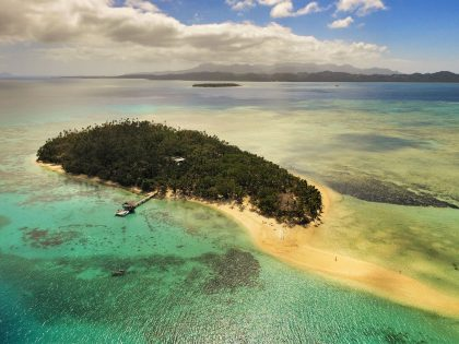 Wayfinding: Reviving Sustainability through Fiji's Ocean Culture