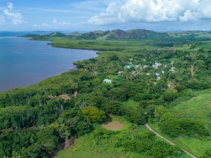 A Tropical Paradise Under Siege: Life on the Front Line of Climate Change