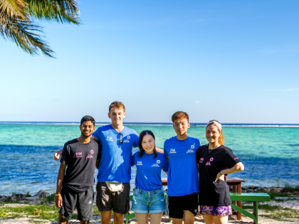 Creating New Global Partnerships – Canadian Students Working Towards Sustainable Development in Fiji